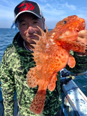 力漁丸の2021年6月18日(金)1枚目の写真