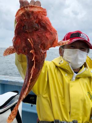 力漁丸の2021年6月19日(土)5枚目の写真