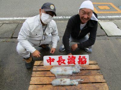 中長渡船の2021年6月20日(日)2枚目の写真