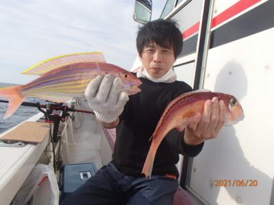 秀吉丸の2021年6月20日(日)1枚目の写真