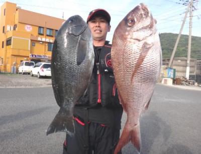 丸銀釣りセンターの2021年6月19日(土)2枚目の写真