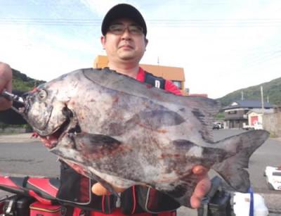 丸銀釣りセンターの2021年6月19日(土)5枚目の写真