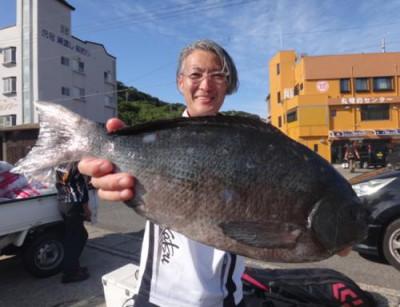 丸銀釣りセンターの2021年6月20日(日)1枚目の写真