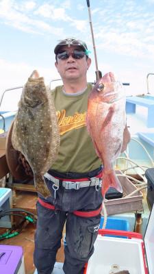 釣り船 秀進丸の2021年6月21日(月)1枚目の写真