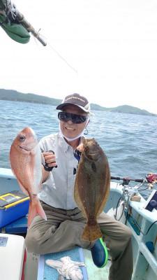 釣り船 秀進丸の2021年6月21日(月)3枚目の写真