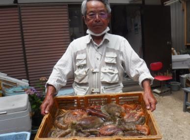 奥村釣船の2021年6月21日(月)1枚目の写真