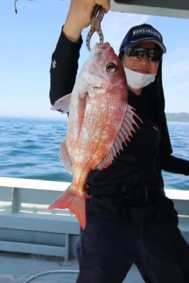 西岡遊漁の2021年6月21日(月)1枚目の写真