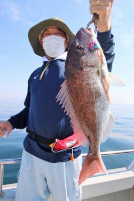 西岡遊漁の2021年6月21日(月)2枚目の写真