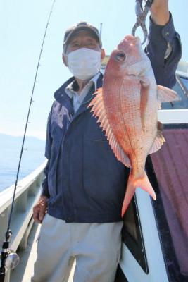 西岡遊漁の2021年6月21日(月)3枚目の写真