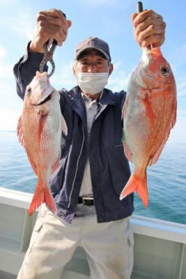 西岡遊漁の2021年6月21日(月)4枚目の写真