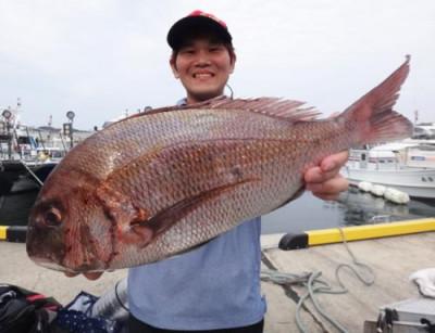丸銀釣りセンターの2021年6月22日(火)1枚目の写真