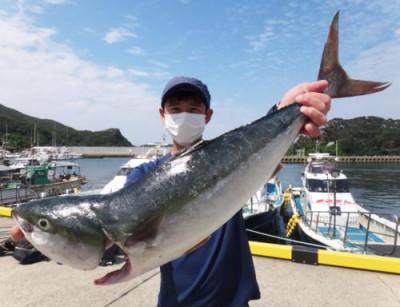 丸銀釣りセンターの2021年6月22日(火)2枚目の写真