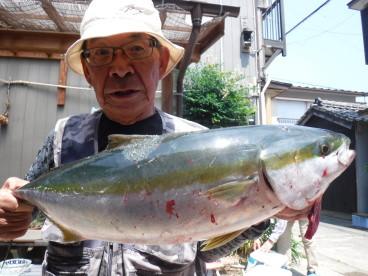 奥村釣船の2021年6月23日(水)2枚目の写真