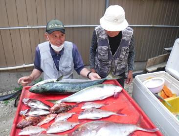 奥村釣船の2021年6月23日(水)5枚目の写真