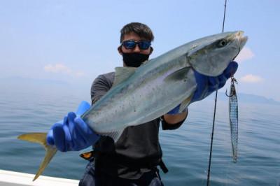 西岡遊漁の2021年6月24日(木)1枚目の写真