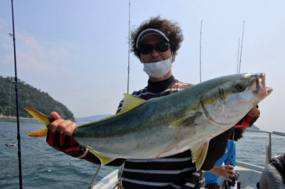 西岡遊漁の2021年6月24日(木)4枚目の写真