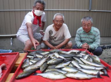 奥村釣船の2021年6月24日(木)1枚目の写真