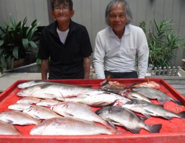 奥村釣船の2021年6月24日(木)2枚目の写真