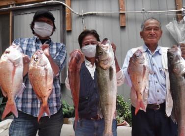 奥村釣船の2021年6月25日(金)1枚目の写真
