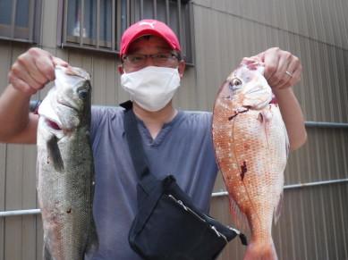 奥村釣船の2021年6月25日(金)3枚目の写真