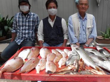 奥村釣船の2021年6月25日(金)4枚目の写真