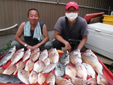 奥村釣船の2021年6月25日(金)5枚目の写真