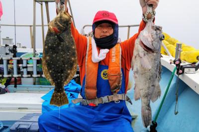 佐々木釣具店 平進丸の2021年6月25日(金)1枚目の写真