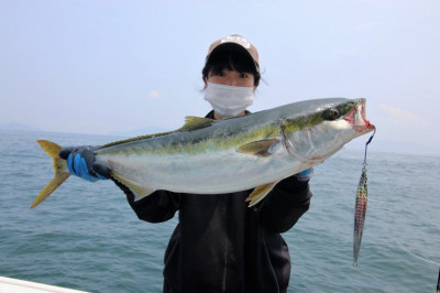 西岡遊漁の2021年6月25日(金)1枚目の写真