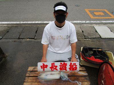 中長渡船の2021年6月26日(土)4枚目の写真