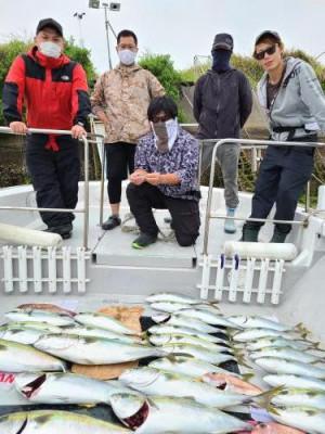 まこと遊漁の2021年6月27日(日)5枚目の写真
