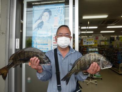 柴釣具商会の2021年6月27日(日)1枚目の写真