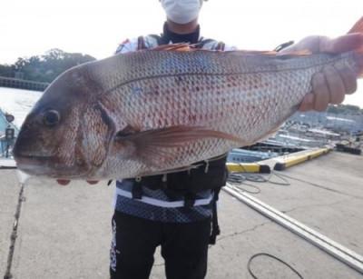 丸銀釣りセンターの2021年6月27日(日)1枚目の写真