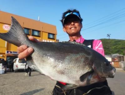 丸銀釣りセンターの2021年6月27日(日)2枚目の写真