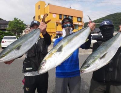 丸銀釣りセンターの2021年6月27日(日)4枚目の写真
