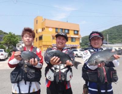 丸銀釣りセンターの2021年6月27日(日)5枚目の写真