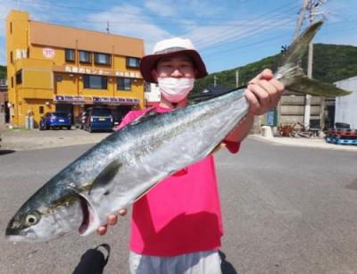 丸銀釣りセンターの2021年6月28日(月)3枚目の写真