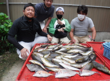 奥村釣船の2021年6月26日(土)3枚目の写真