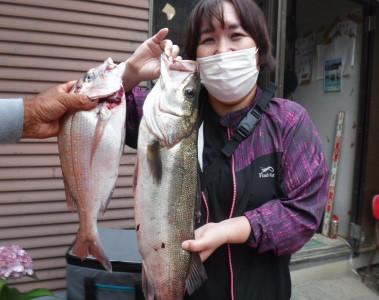 奥村釣船の2021年6月28日(月)1枚目の写真