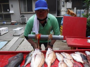 奥村釣船の2021年6月28日(月)3枚目の写真