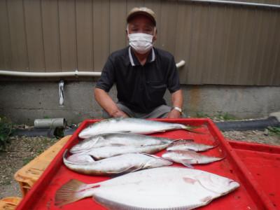 奥村釣船の2021年6月28日(月)4枚目の写真