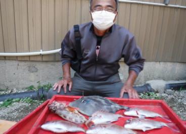 奥村釣船の2021年6月29日(火)3枚目の写真