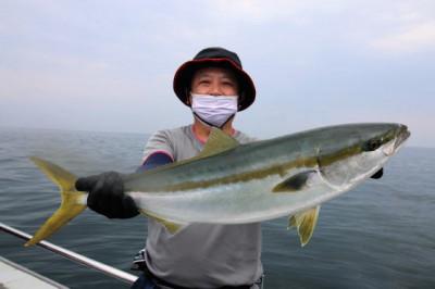 西岡遊漁の2021年6月26日(土)5枚目の写真