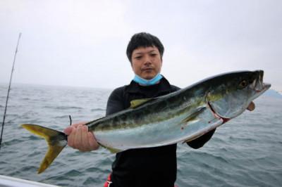 西岡遊漁の2021年6月27日(日)3枚目の写真