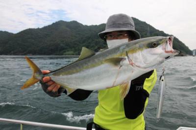 西岡遊漁の2021年6月28日(月)2枚目の写真