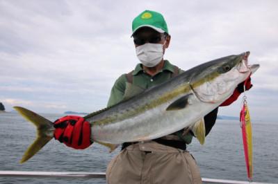 西岡遊漁の2021年6月28日(月)3枚目の写真