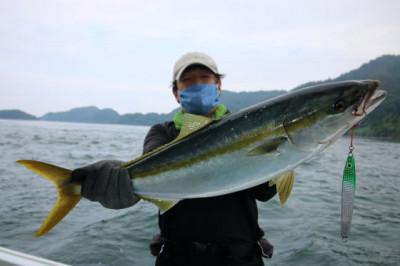 西岡遊漁の2021年6月28日(月)5枚目の写真