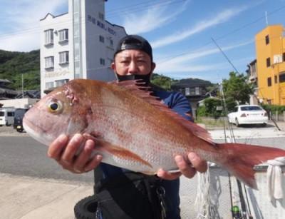 丸銀釣りセンターの2021年6月29日(火)3枚目の写真