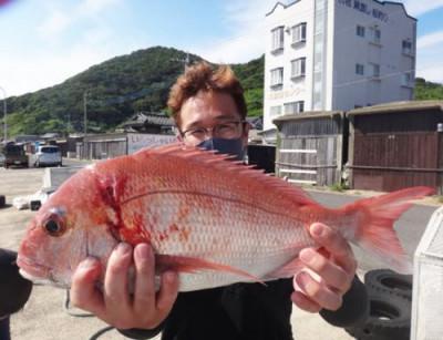 丸銀釣りセンターの2021年6月29日(火)4枚目の写真