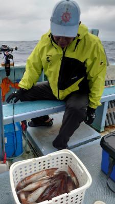 釣り船 秀進丸の2021年6月30日(水)1枚目の写真