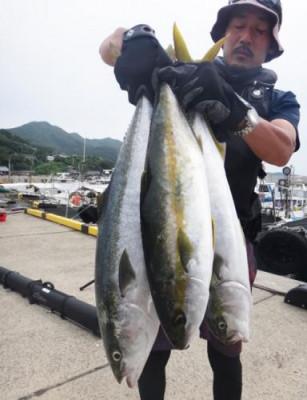 丸銀釣りセンターの2021年6月30日(水)3枚目の写真